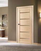 Двери с покрытием экошпон