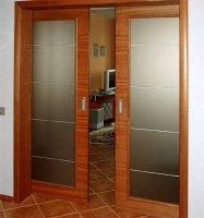 Раздвижные двери - двери-купе