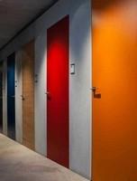 Выбор дверей по цвету