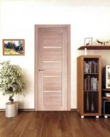 Двери с покрытием натуральный шпон