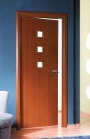 Двери ламинированные (с финиш-пленкой)