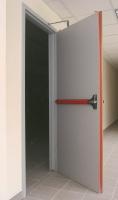 Противопожарные двери и ворота